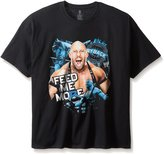 Freeze Men's Big Ryback Feed Me More