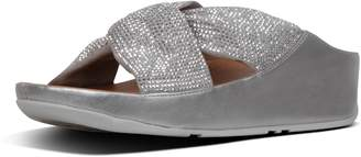 FitFlop Twiss Crystal Slides