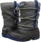 Crocs Swiftwater Waterproof Boot Kids Shoes
