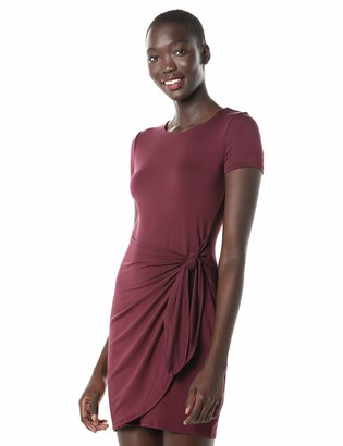 Bailey 44 Women's Abby Short Sleeve Tie Front Dress