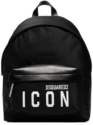 DSQUARED2 Icon logo-print backpack