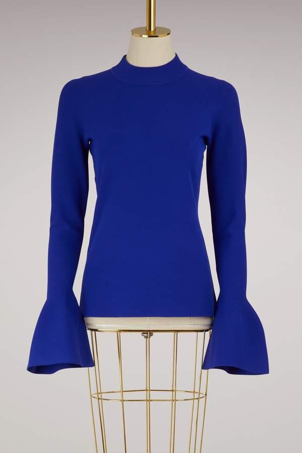 Diane von Furstenberg Sweater with flared sleeves