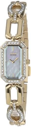 Citizen Women's EG2762-51D Eco-Drive Silhouette Crystal Jewelry Watch