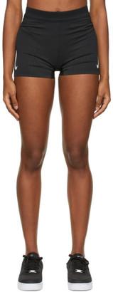 Nike Black AeroSwift Tight Shorts