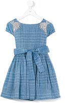Morley Dorothy dress - kids - Cotton/Polyurethane/Tencel - 4 yrs