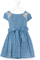 Morley Dorothy dress - kids - Cotton/Polyurethane/Tencel - 8 yrs