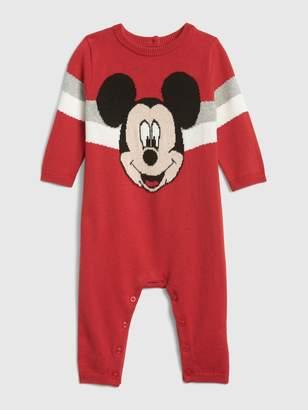 Disney babyGap   Mickey Mouse Sweater One-Piece