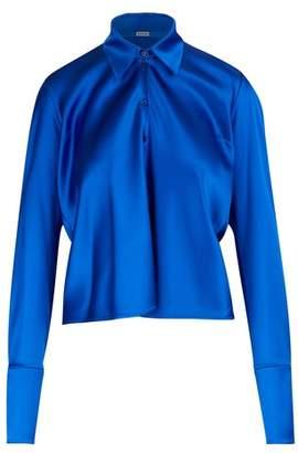 Balenciaga Cropped blouse