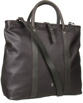 Ben Sherman Notation Tote (Brown) - Bags and Luggage