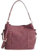 Steve Madden 'B Kailyn' Faux Leather Satchel - Red