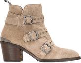 Nubikk - Fat Freddy boots - women - Leather/Suede/rubber - 39