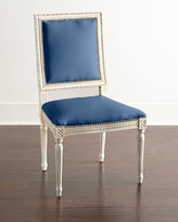 Horchow Massoud Ingram Leather Dining Chair, B7