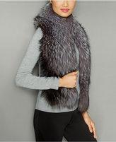 The Fur Vault Fox Fur Scarf
