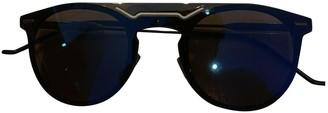 Christian Dior Diorgenese Blue Metal Sunglasses