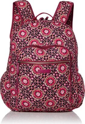 Vera Bradley Women's Iconic Campus Backpack