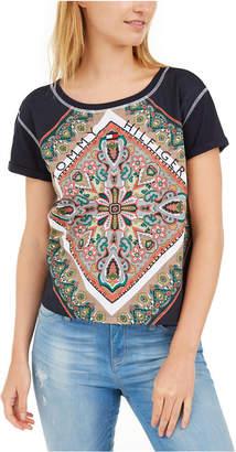 Tommy Hilfiger Cotton Bandana T-Shirt