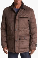 Rainforest Quilted Down Jacket