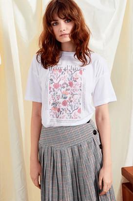 Little Mistress White Fleur D'Hiver T-Shirt
