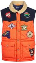 Polo Ralph Lauren Padded Patch Gilet