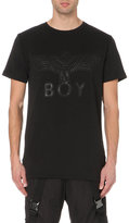 Boy London Eagle Logo Neoprene T-shirt