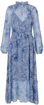 Baum und Pferdgarten Antoinette Keyhole Midi Dress
