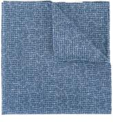 Eleventy classic pocket square - men - Cotton - One Size
