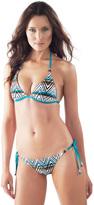 Voda Swim Bora Bora Bead String Bikini Bottom
