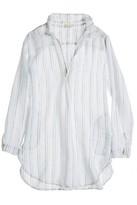 Cp Shades Teton Stripe Linen Tunic