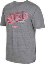 Reebok NHL Washington Capitals Triblend Tee