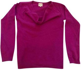 Reiss Purple Wool Knitwear for Women