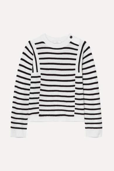 2d2cfa09d7c0 Vince Striped Sweater - ShopStyle