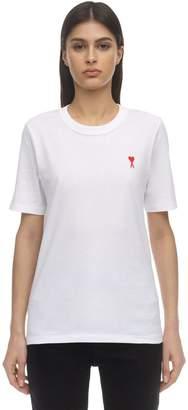 Ami Alexandre Mattiussi Cotton Jersey T-shirt