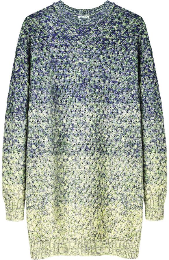 Kenzo Basketweave Knit