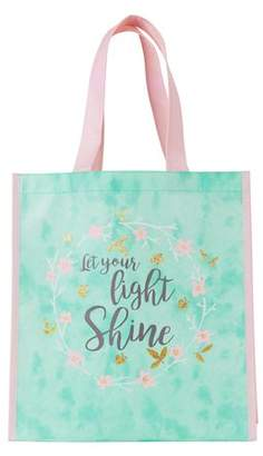 Christian Art Gifts Tote Let Your Light Shine (Other)