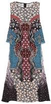 Mary Katrantzou Spectra Printed Silk Dress