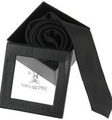 Bias Skinny Tie w/ Gift Box