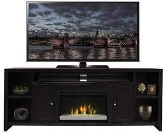 Darby Home Co Garretson Solid Wood TV Stand for TVs up to 88 inches with Fireplace Included Darby Home Co