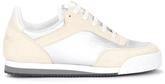 Comme des Garçons Shirt Comme Des Garcons Sneaker Shirt X Spalwart Pitch Beige And Silver