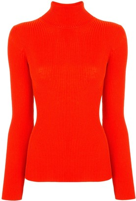 Paule Ka Roll Neck Wool Jumper