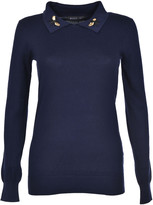 Markus Lupfer Bee Collar Sarah Sweater