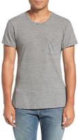 Current/Elliott Stripe Crewneck T-Shirt