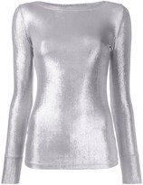 Pinko metallic T-shirt