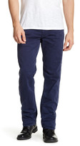 "Mavi Jeans Zach Straight Leg Faded Twill Pant - 30-34"" Inseam"
