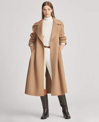 Ralph Lauren The Wrap Coat