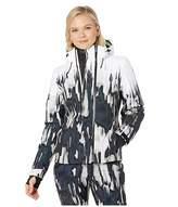 Spyder Inspire GTX Jacket (Ikat Engineered 1) Women's Coat
