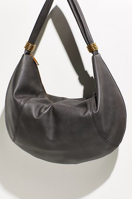 Free People Slouchy Ring Hobo Bag