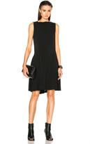 Ann Demeulemeester Asymmetric Shift Dress