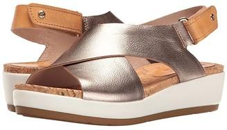 PIKOLINOS Mykonos W1G-0757CL (Stone Camel) Women's Shoes