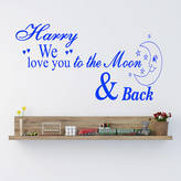 Wall Art Quotes & Designs By Gemma Duffy Nursery Wall Stickers Nursery