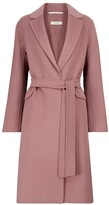 Thumbnail for your product : S Max Mara Polly virgin wool coat